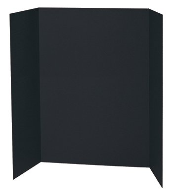 Black Presentation Board - BLACK PRESENTATION BOARD 48X36