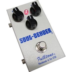 Fulltone SB-2 Soul-Bender Distortion Guitar Effects Pedal【並行輸入品】 B00CJ5FKAY
