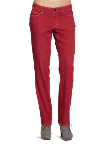 Rojo Skinny Bauer Para Eddie Vaqueros Mujer q4X6Ewp