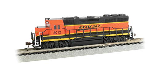 GP40 Dcc Sound Value Equipped Diesel Locomotive - BNSF #3012 - N Scale