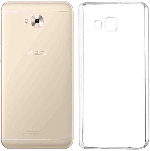 macaso plain  tpu  transparent back cover for asus zenfone 4 selfie