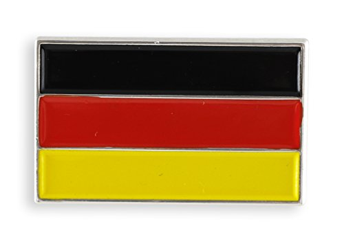 Germany Flag Lapel Pin (Germany German Flag Lapel Pin (5 Pins))
