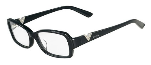 VALENTINO Eyeglasses V2612R 001 Black 52MM by Valentino
