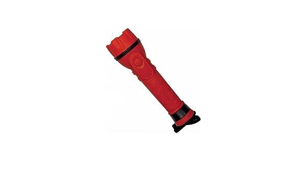 Cegasa 104154 Linternas 20x7x4.6 cm Rojo