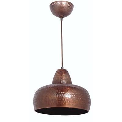 Kenroy Home 92083 Bazaar 1 Light Full Sized Pendant,