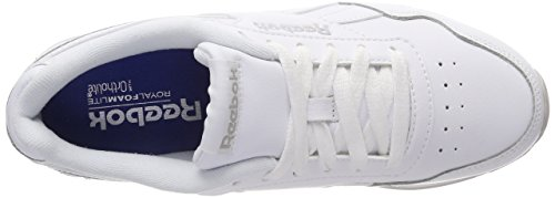 Royal para White Zapatillas Blanco Trail Reebok Mujer Running Glide Royal Reebok 000 Steel de q76nHB6S