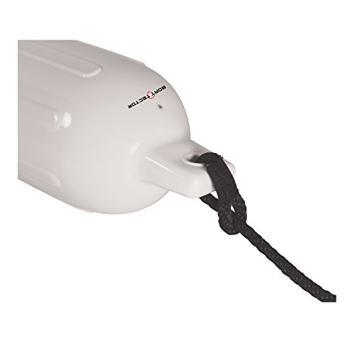 Extreme Max 3006.7201 BoatTector Fender Value 2-Pack, 6'' x 22'' - White by Extreme Max (Image #7)