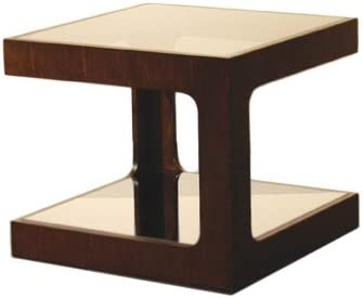 Pangea Home Miley Side Table