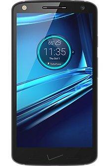Motorola Droid Turbo 2 32GB (XT1585) Black Nylon Verizon Wireless (Certified Refurbished)