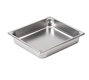 Vollrath (30022)Stainless Steel Full-Size Steam Table Pan