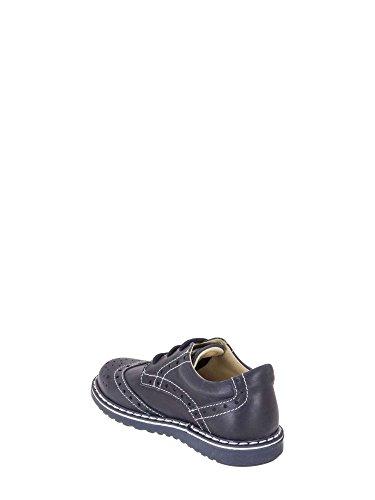 Primigi 7141 Lace-up heels Kind Blau