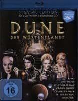 Dune - Der Wüstenplanet [3D Blu-ray] [Special Edition] [Alemania] [Blu-ray]
