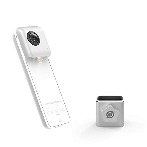 Insta360 Nano 360 Degree VR Camera Bundled with Insta360 Nano Mount for 1/4