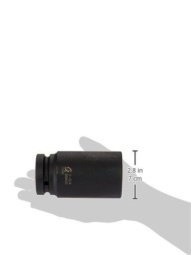 Sunex 560D 1 Drive Deep 6 Point Impact Socket 1-7//8