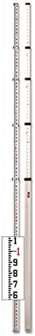 CST/berger 06-816 5 Sections, Inches / 10ths 16-Foot Aluminum Telescoping Rod