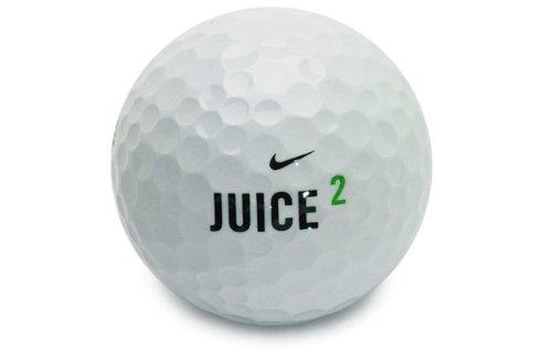 NIKE Juice Mint Refinished Golf Balls