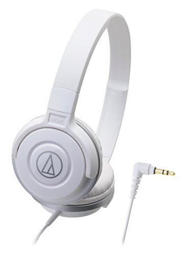 (Audio Technica STREET MONITORING portable headphone White ATH-S100 WH (Japan Import))