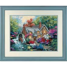 ge Mill Needlepoint Kit (Cottage Needlepoint)