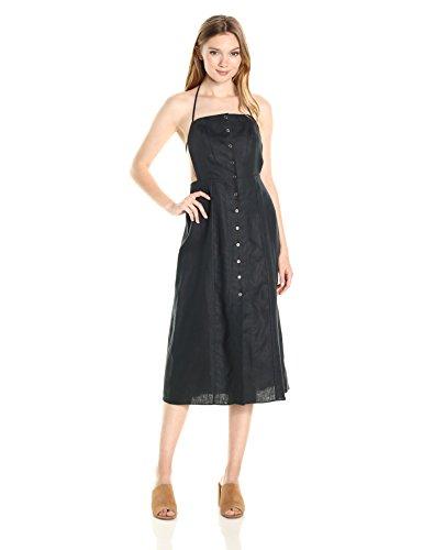 (Dolce Vita Women's Campbell Dress, Black, M)