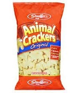 Stauffers Animal Crackers Original 16 Oz. (Pack of ...