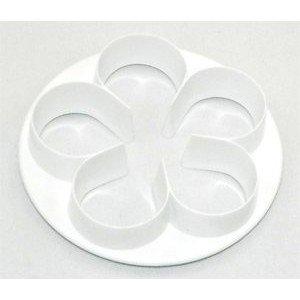 PME Sugarcraft Flower Cutter - 5-Petal - 3