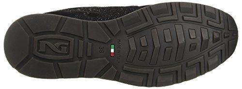 Nero caracas Lav A719470d Kvinde Giardini Sko Nero wxv1CqaTyn