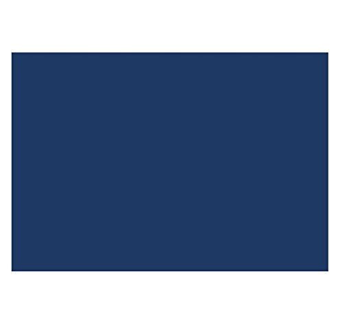 Flat Photo Card (A7 Flat Card (5 1/8 x 7) - Navy Blue (50 Qty.) | Perfect for Personal Stationery, Business Correspondence, Invitation Inserts, and more! | 4040-103-50)