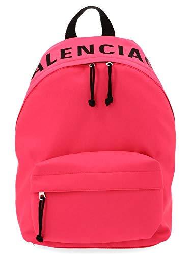 (Balenciaga Women's 56579898P1n5610 Pink Polyester)