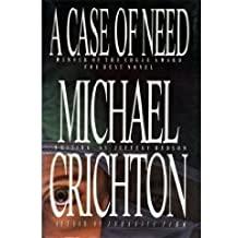 A Case Of Need (Hardcover)