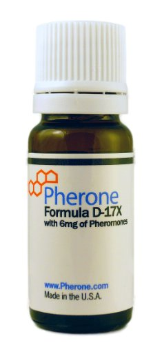 Pherone Formula D-17X Pheromone Cologne for Men to Attract Women, with Pure Human Pheromones