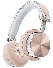 VONMÄHLEN Wireless Concert One - Bluetooth Kopfhörer On-Ear – Reise-Case, Micro-USB, Aux Kabel, Kabelmanagement - Design Kopfhörer kabellos
