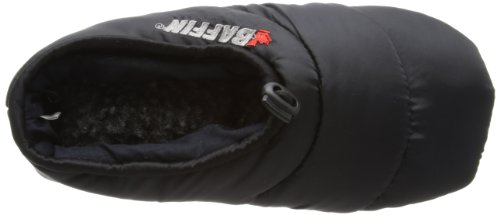 Cush Baffin Mens Black Black M Slippers Rzp6qWzwv