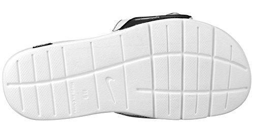 nero argento Silver 205 White Comfort 100 Stile Slide M Black Metallic White Metallic Us 6 415 2 Dimensioni Mens Nike YHnq0v