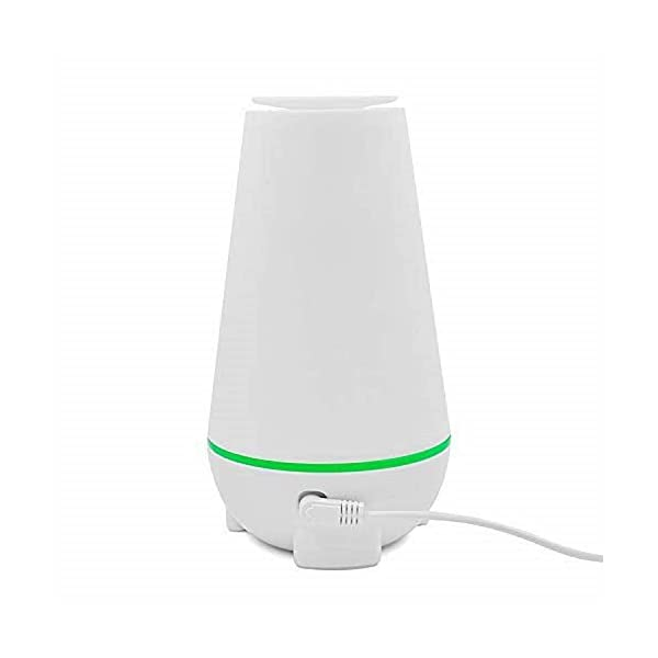 Icable Home Spa Luxury Home Office Cool Mist Aroma Oil Electric Diffuser and Humidifier ultrasonic Technology - 150 ML Perfumes
