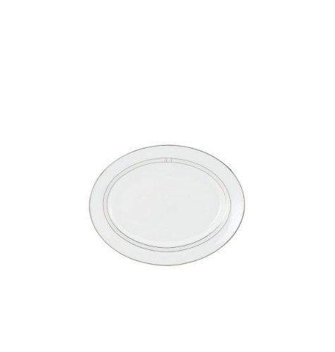 - Kate Spade Noel Alabaster 13.0 Oval Platter