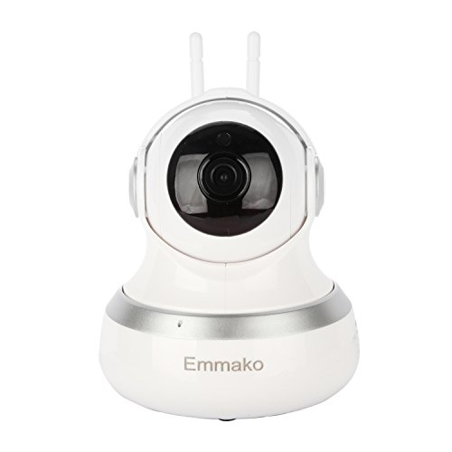 Cheap Emmako Wireless Security Camera 1080P IP Camera With WiFi Home Security Surveillance Camera for Baby/Elder/Pet/Nanny Monitor, Pan/Tilt,Two-Way Audio and Night Vision Q3-S