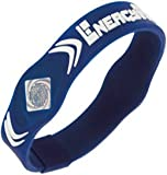 Energy Force Wrist Band (Navy with White, Small)