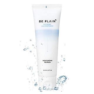 BE PLAIN Hyaluronic Aqua Moisturizer 2.7 fl oz. - Daily Moisturizing Cream for Face