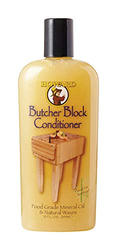 Howard BBC012 12 Oz Butcher Block Conditioner by Howard Products (Image #1)