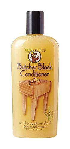 Howard BBC012 12 Oz Butcher Block Conditioner