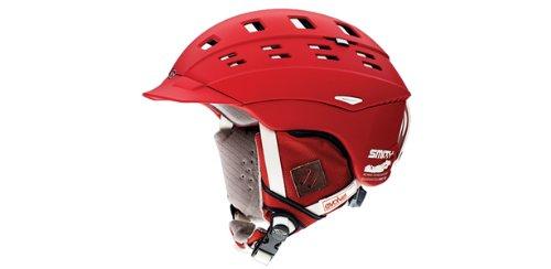 (Smith Optics Unisex Adult Variant Brim Snow Sports Helmet (Heritage Clay Evolve, Small))