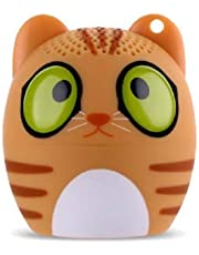 LGXJP BM6 Mini Animal Bluetooth Speaker Portable Wireless Speakers Gift Outdoor Sound Stereo Subwoofer Music Player for Phone Exquisite craftsmanship, high quality sound (Color : The tiger)