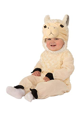 Rubie's Kid's Opus Collection Lil Cuties Llama Costume Baby Costume, As Shown, Infant