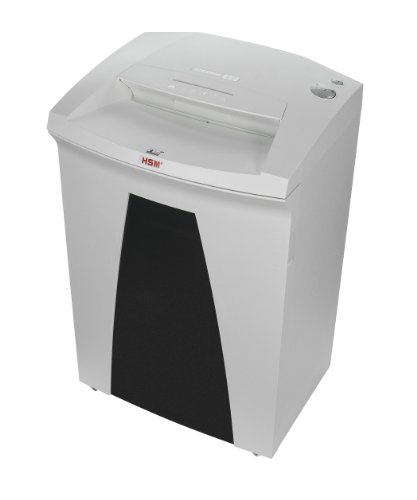 HSM SECURIO B32c, 17-19 Sheets, Cross-Cut, 21.7-Gallon Capacity Shredder by HSM