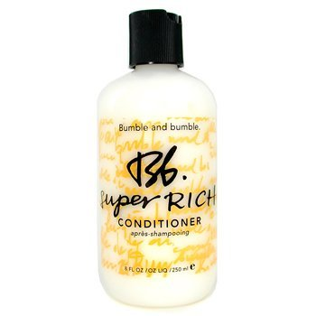 - Bumble and Bumble Super Rich Conditioner, 8.5 -Ounce Bottle