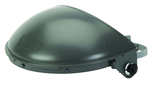 Fibre-Metal Hard Hat F5500 High Performance Faceshield Headgear with Speedy Mounting Loops (Shield Not Included)