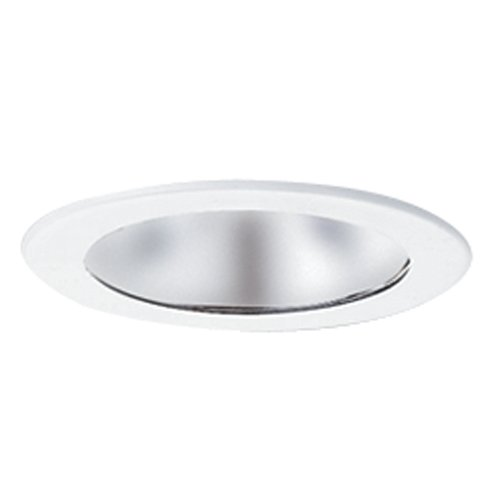 Hubbell-Prescolite TA120C 4-Inch Incandescent Recessed Downlight Adjustable Secular Clear Alsek Reflector ()