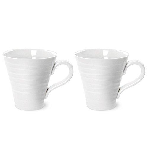 Portmeirion Sophie Conran White Solo Mug 0.20L