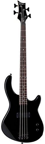 Dean Edge 09 Bass Guitar, Classic Black