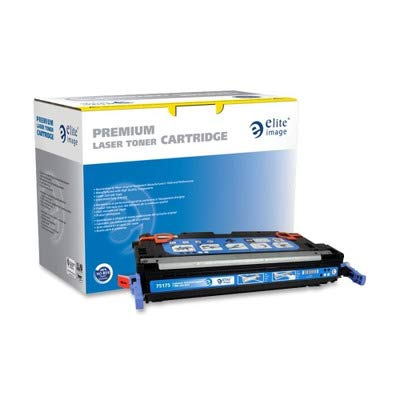 Elite Image Products - Print Cartridge, 3500 Page Yield, Cyan - Sold as 1 EA - Premium, remanufactured toner cartridge is designed for use with Hewlett-Packard Color LaserJet 3000 series. - Print Q7561a Cyan
